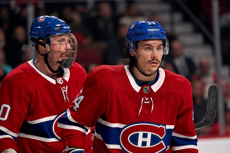 Pour le Canadien, et les Bruins d'ailleurs, il... (Photo AndréPichette, La Presse)