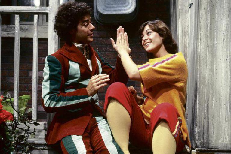 Jacques L'Heureux (Passe-Montagne) et Claire Pimparé (Passe-Carreau) dans... (Photo fournie par Alliance Atlantis Vivafilm)