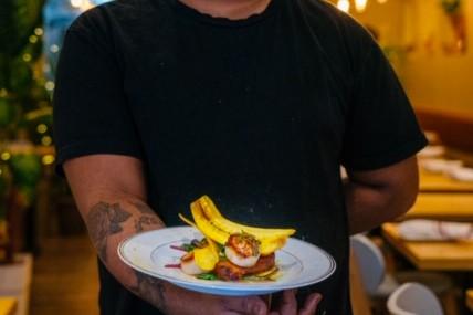 Le restaurant Palme fait partie des nouveaux partenaires... (Photo Tim Chin, fournie par Mealshare)