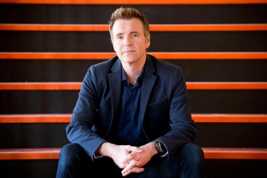 Yannis Mallat, PDG d'Ubisoft Canada... (Photo François Roy, La Presse)