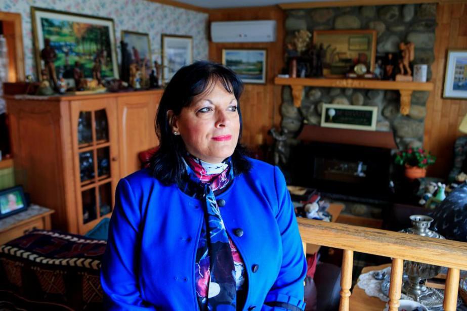 Lyne Malboeuf a été rassurée par son planificateur... (Photo Alain Roberge, La Presse)