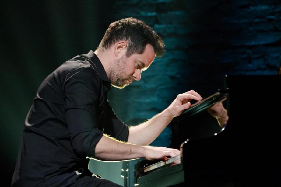 Le pianiste montréalais Jean-Michel Blais lancera un mini-album... (Photo Ninon Pednault, Archives La Presse)