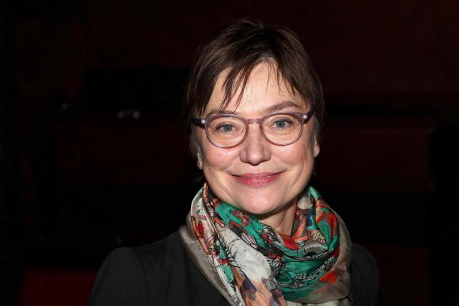 Ségolène Roederer, directrice générale de Québec Cinéma... (Photo Robert Skinner, Archives La Presse)