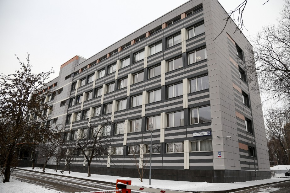 Le laboratoire de Moscou est au coeur du... (Photo Alexander Zemlianichenko, Associated Press)