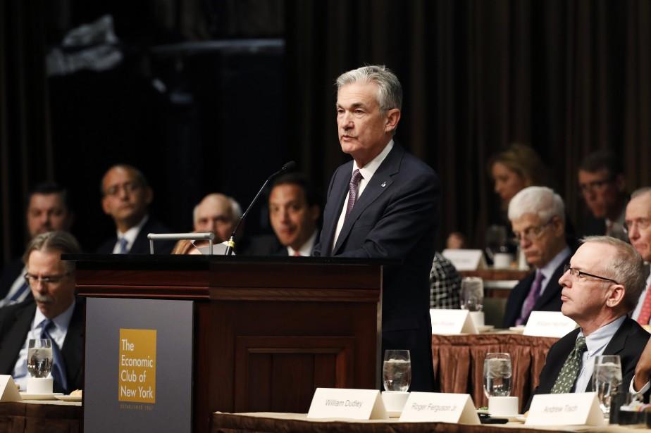 «Les taux d'intérêts sont toujours bas selon les... (Photo Mark Lennihan, AP)