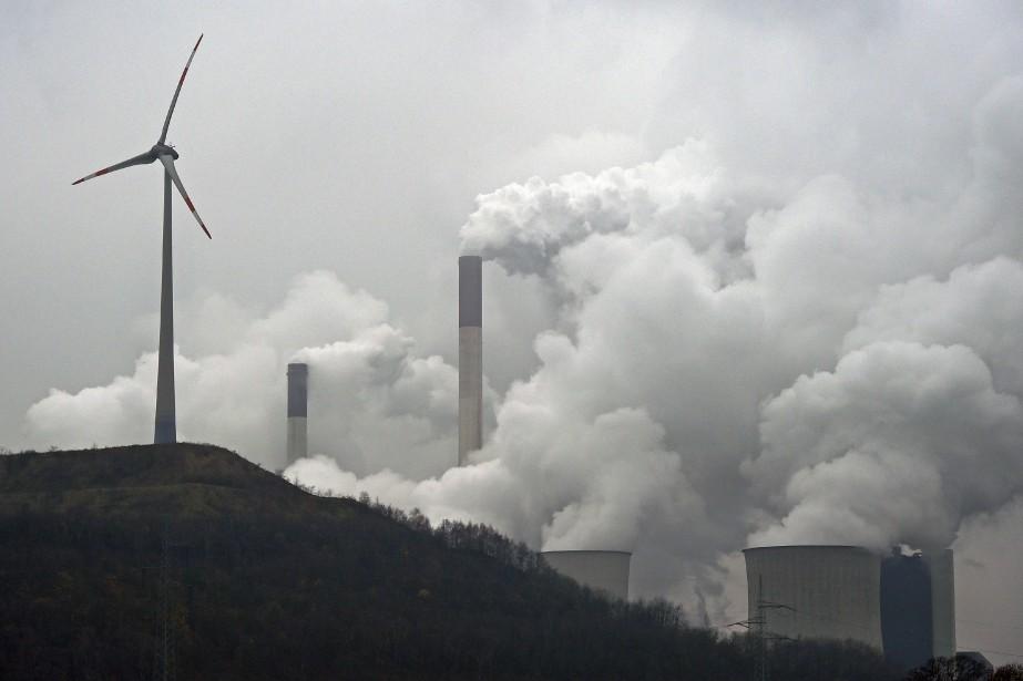 Les concentrations des trois principaux gaz à effet... (Photo Martin Meissner, archives Associated Press)