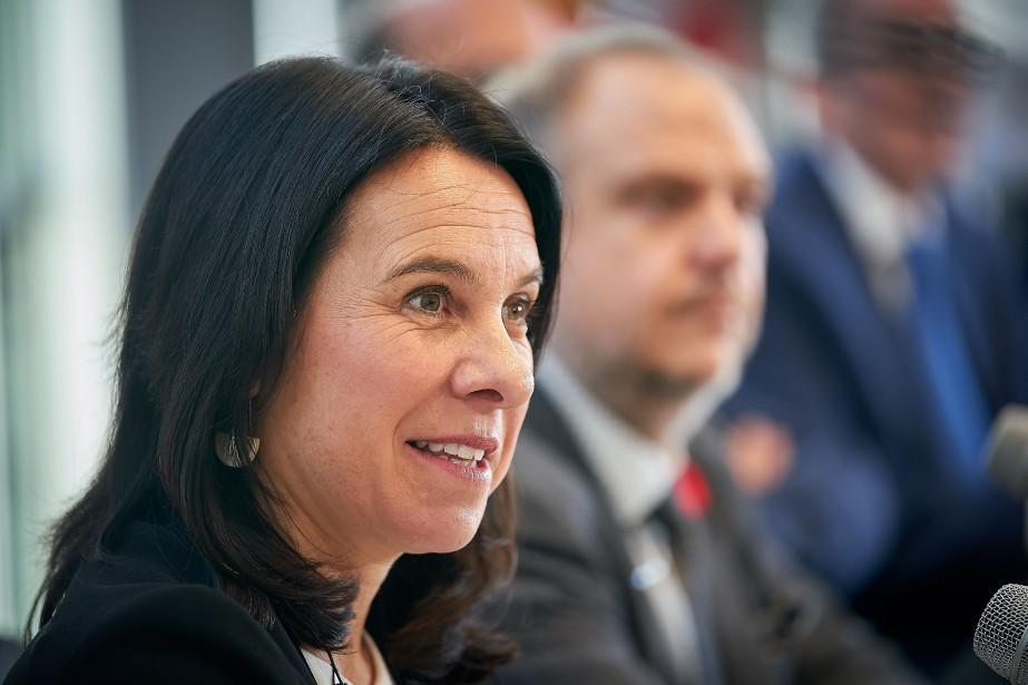 La mairesse de Montréal, Valérie Plante... (Photo André Pichette, ARCHIVES La Presse)