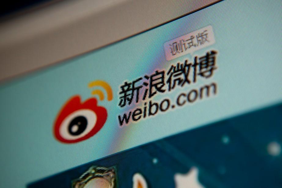 Weibo ne se soucie pas de problèmes de... (Photo Nelson Ching, archives Bloomberg)