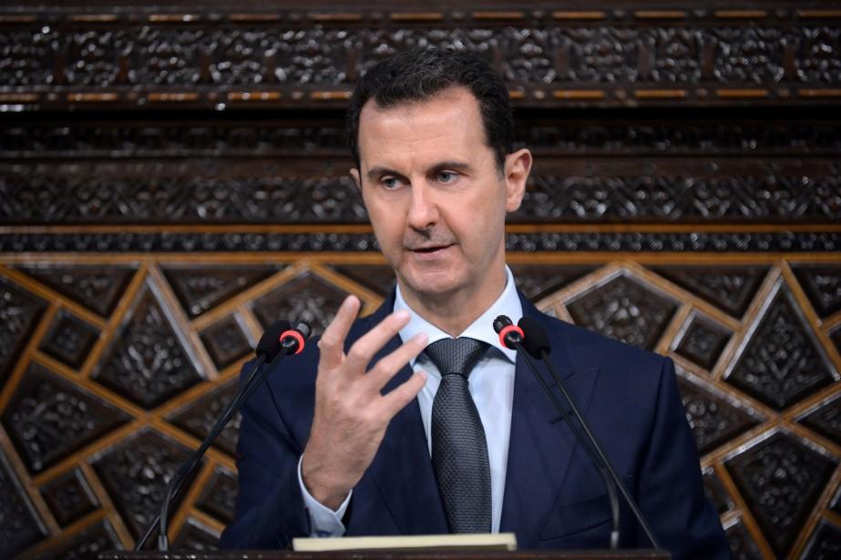 Bachar al-Assad... (Photo Sana Sana, archives REUTERS)