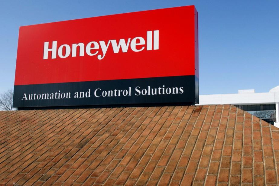 Le conglomérat industriel Honeywell a... (Photo ERIC MILLER, archives REUTERS)