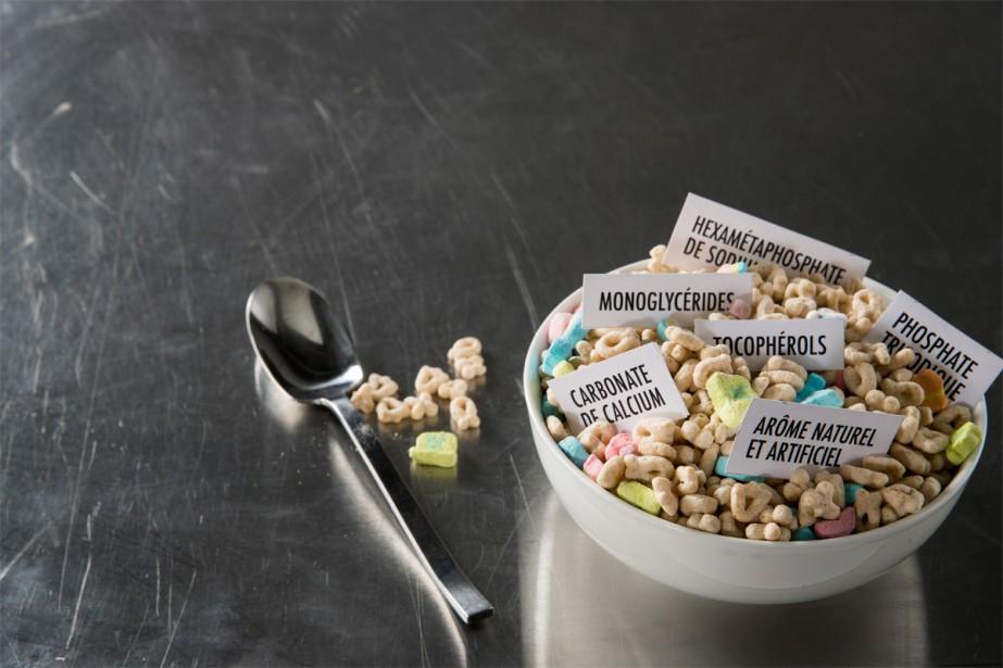 On compte environ 450 additifs alimentaires autorisés au... (Photo Marco Campanozzi, La Presse)