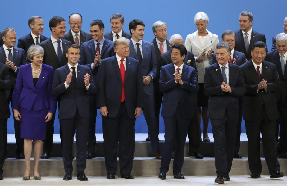 Sous le regard angoissé des marchés, les deux... (Photo Ricardo Mazalan, AP)