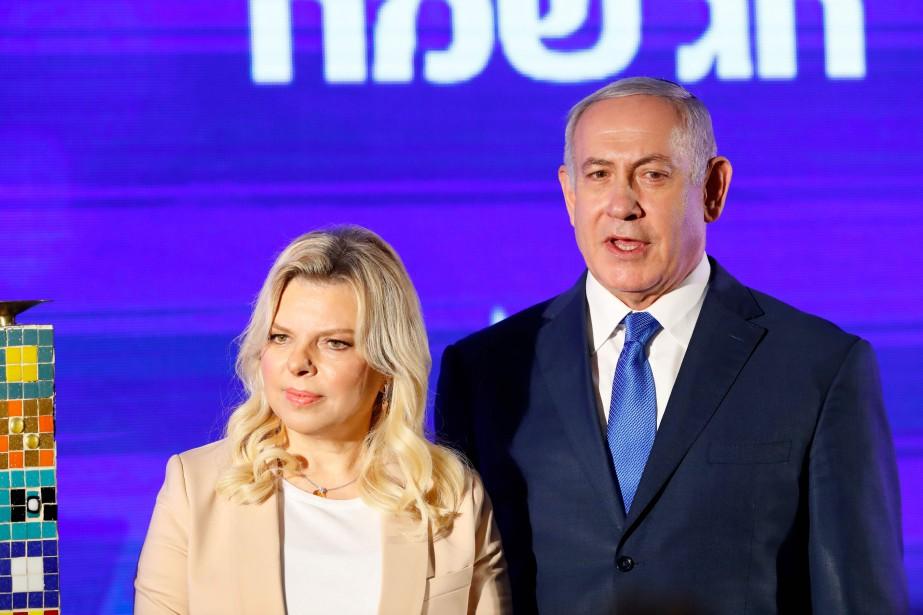 «Moi et mon épouse Sara sommes la cible... (PHOTO AFP)