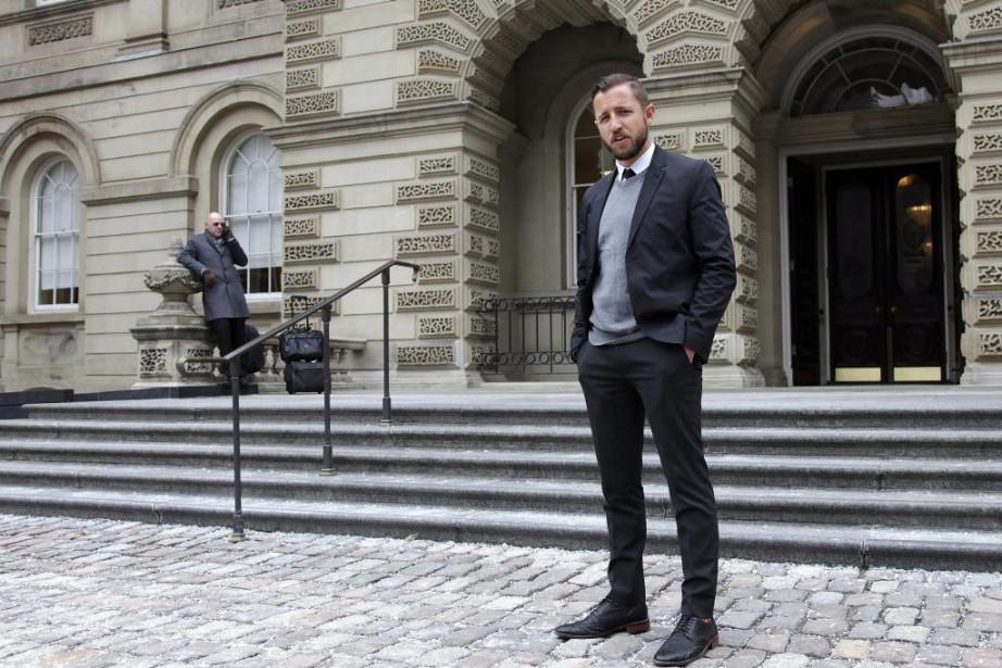 La Cour Suprême a statué que BenMakuch, journaliste... (PHOTO PC)
