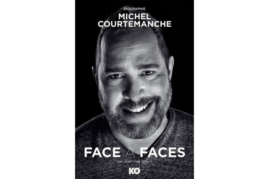 Face à faces, biographie de Michel Courtemanche... (Image fournie par KO Éditions)
