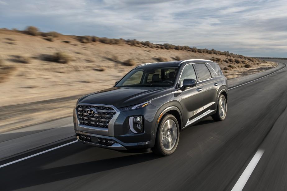 Le Hyundai Palisade 2020... | 2018-12-03 00:00:00.000