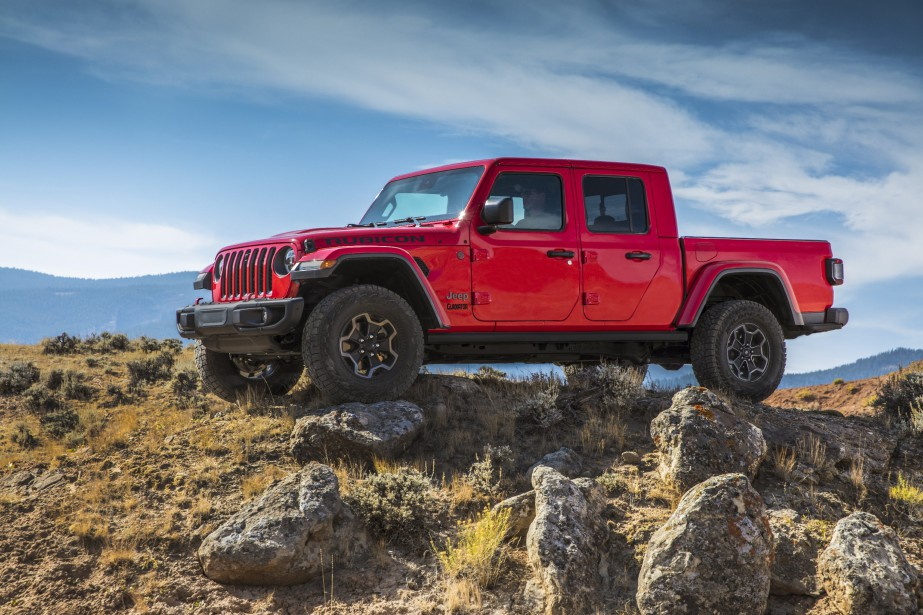 Jeep Gladiator 2019 (Photo Jeep)