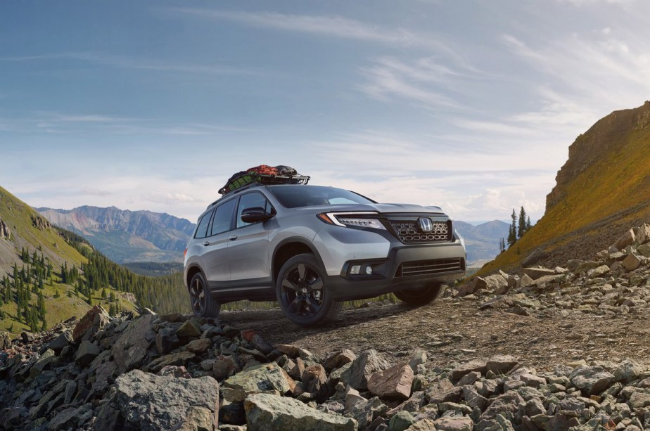 Honda Passport 2019 (Photo Honda)