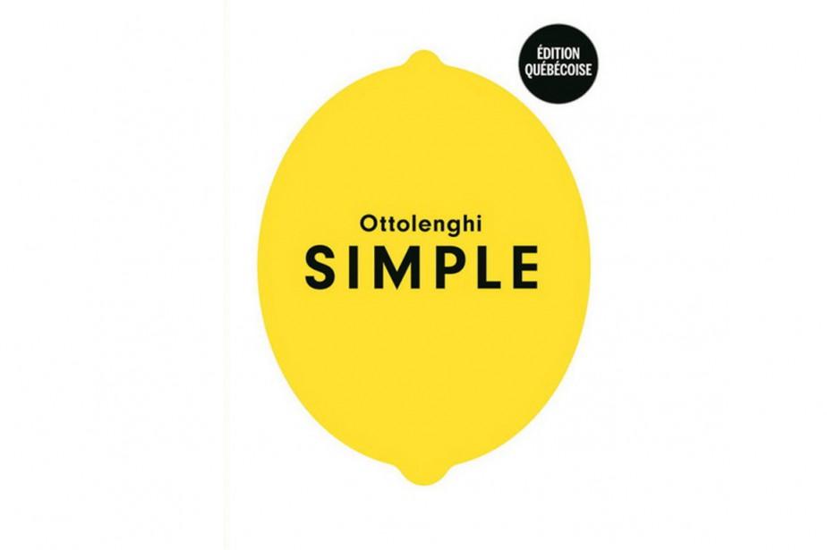 Simple, Yotam Ottolenghi, KO, 34,95$... (Photo tirée du site web de Renaud-Bray)