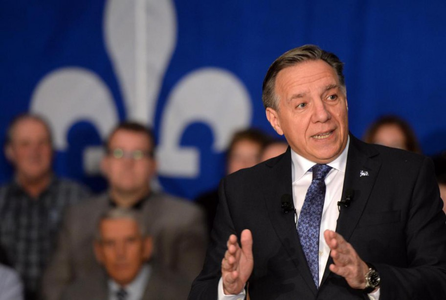 «Cet automne, le nouveau gouvernement caquiste a découvert... (PHOTO ERICK LABBÉ, LE SOLEIL)