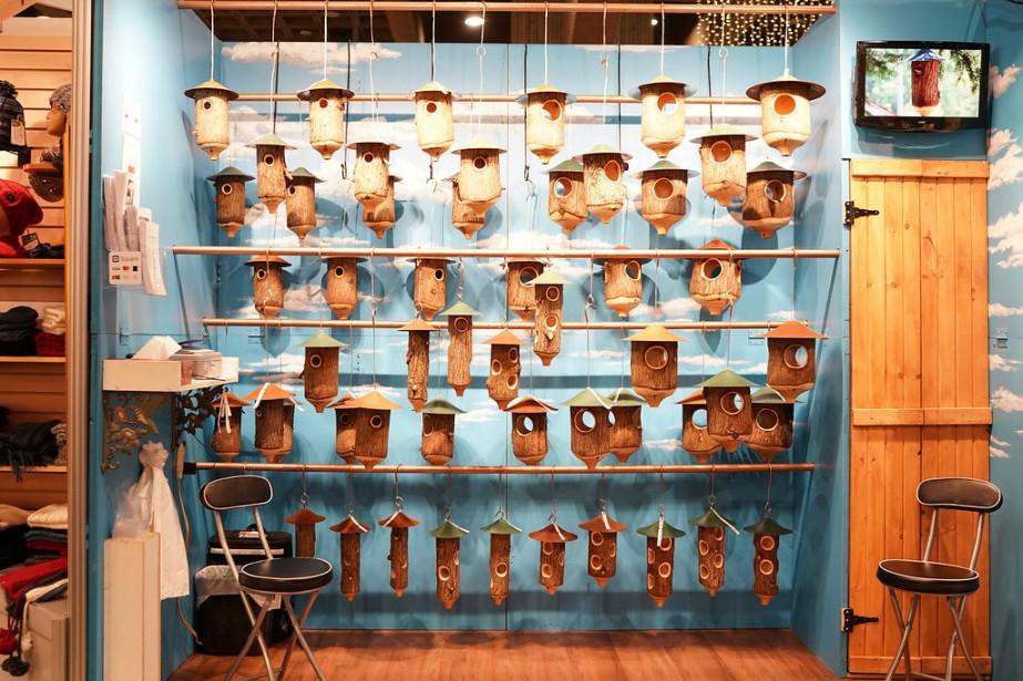 La 63eédition du Salon des métiers d'art aura... (Photo Benoît Rousseau, fournie par Le Salon des métiers d'art)