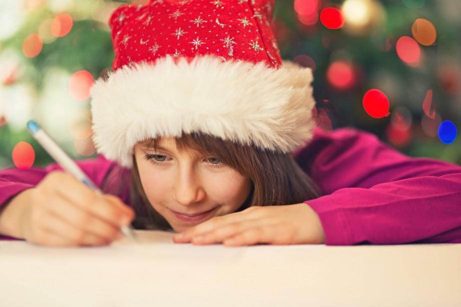 Faut Il Un Timbre Pour La Lettre Au Pere Noel.Ecrire Au Pere Noel Oui Mais Lequel