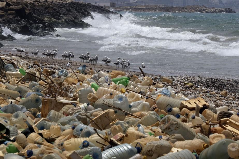 L'ONU veut intensifier la lutte contre le plastique | La Presse
