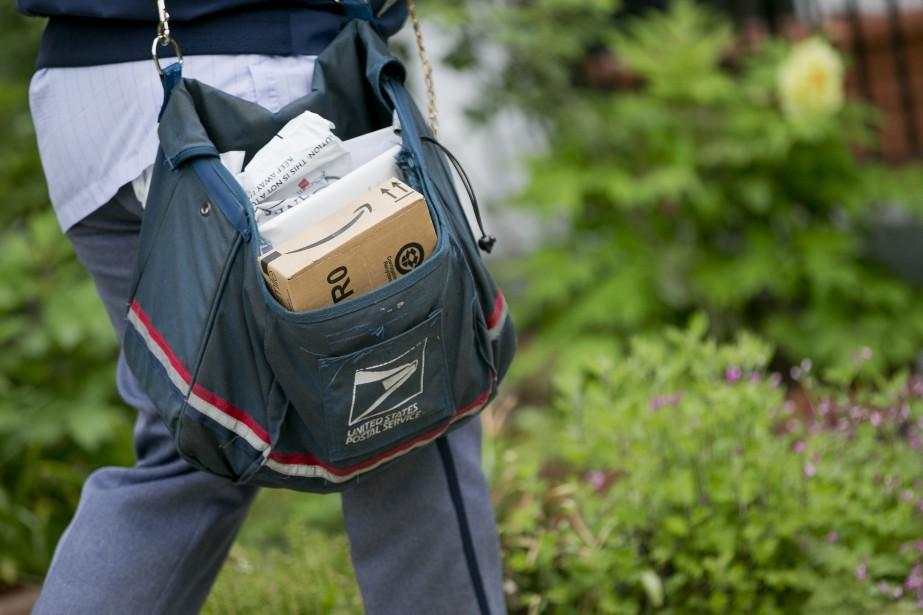 Si un premier rapport avait conclu qu'Amazon ne... (Photo Andrew Harrer, archives Bloomberg)