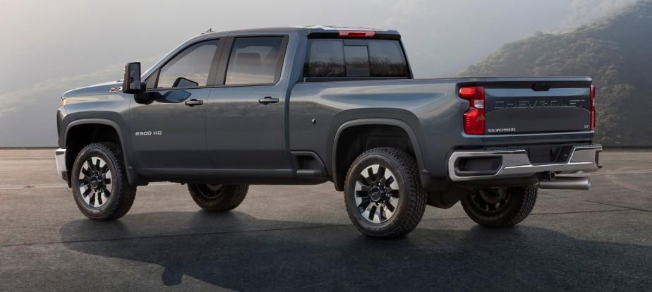 Chevrolet Silverado HD 2020 ()