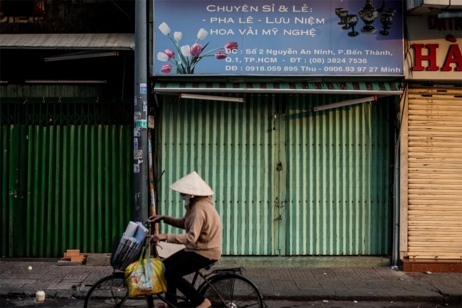 Hô Chi Minh-Ville... (Photo Justin Mott, archives The New York Times)