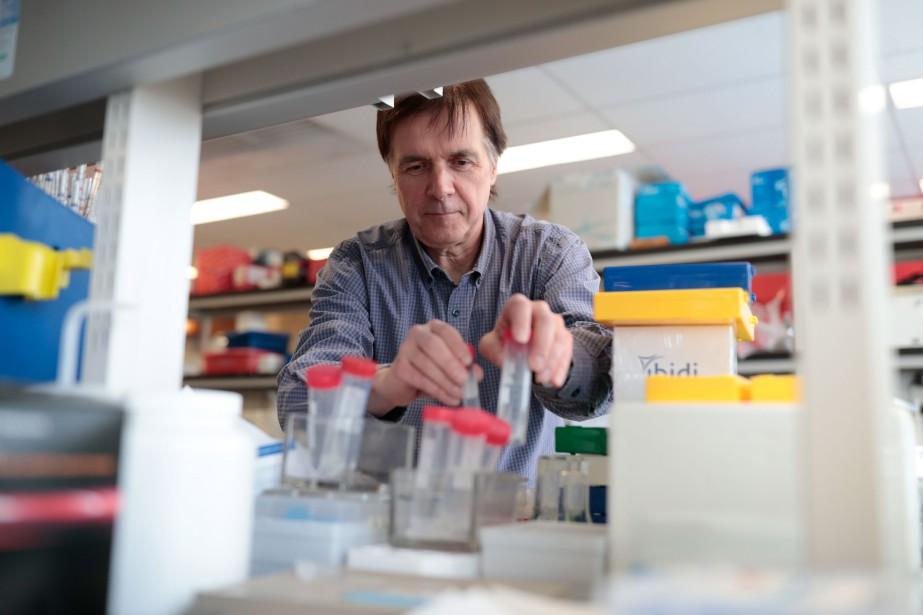 Un médecin québécois se rapproche d'un vaccin contre le cancer | CAROLINE TOUZIN | Santé