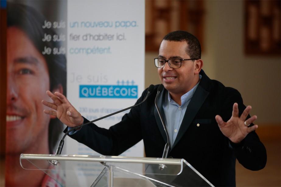 Gregory Charles espère que son programme aidera de... (Photo Martin Chamberland, La Presse)