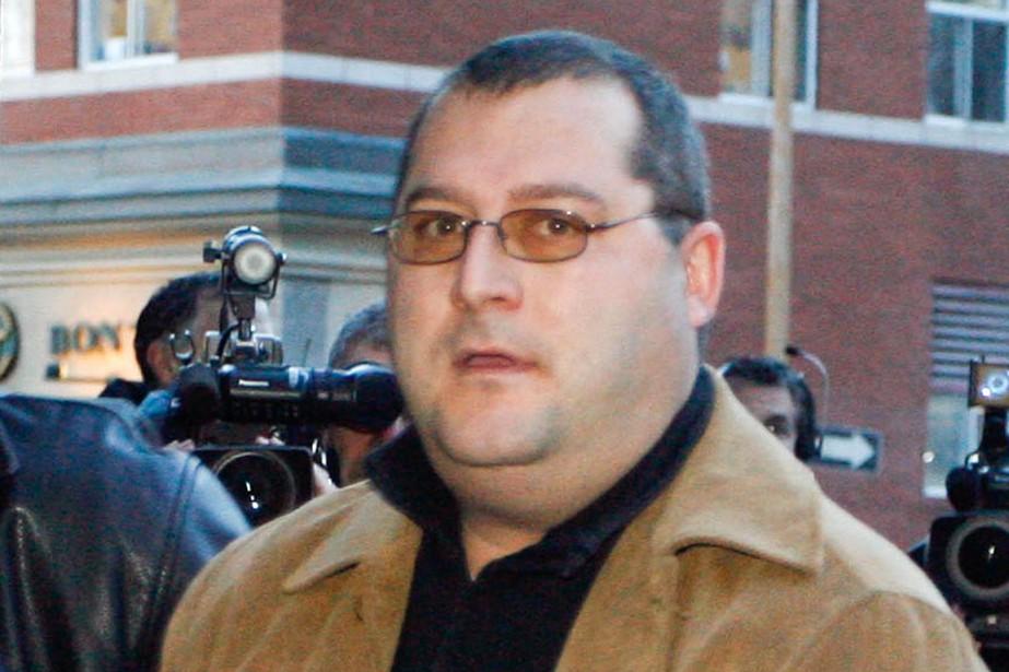 Francesco Del Balso, photographié en 2006.... (Photo François Roy, archives La Presse)