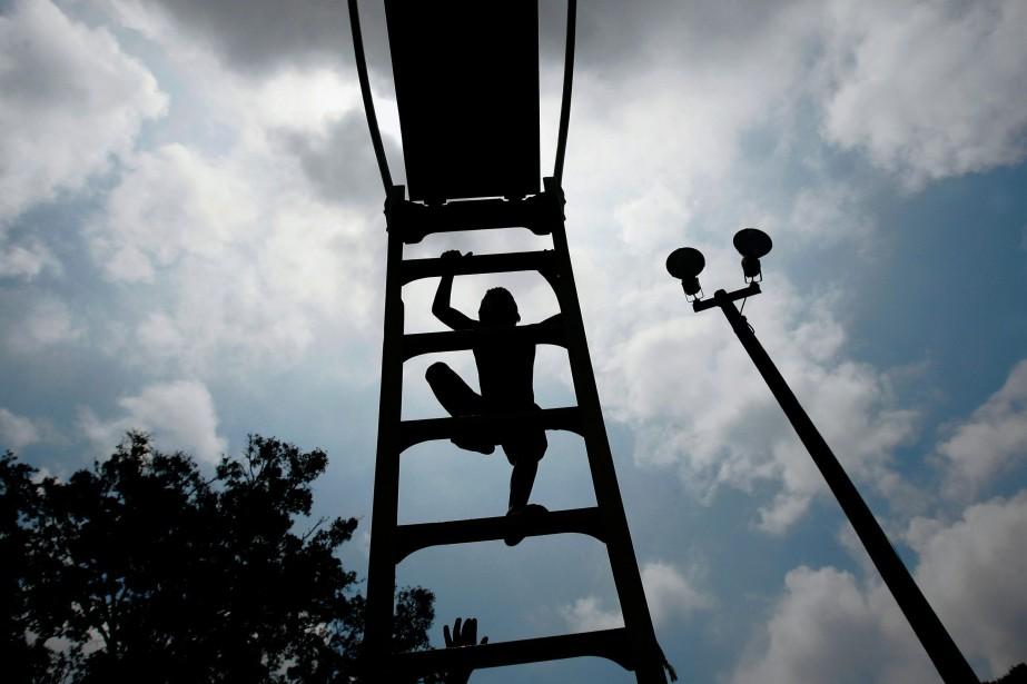 Des consultations informelles menées au cours des derniers... (Photo Chip Litherland, archives AP)