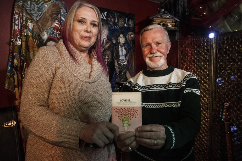 Adrian Pearce, maintenant marié et père de deux... (Photo JASON FRANSON, La Presse Canadienne)