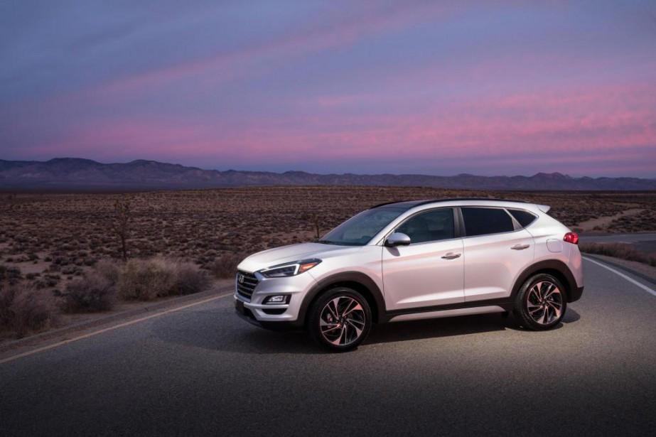 Selon son fils, M. Girard conduit encore très... (Photo Hyundai)