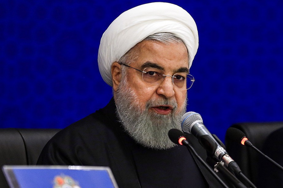 «Les sanctions américaines injustes et illégales contre l'Iran... (Photo Agence France-Presse)