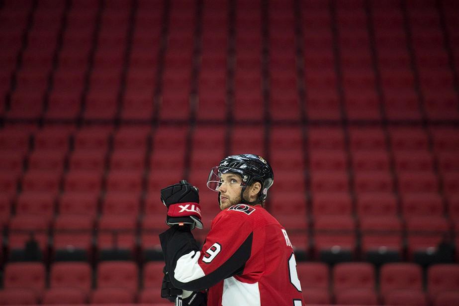 Bobby Ryan... (Photo Sean Kilpatrick, archives La Presse canadienne)