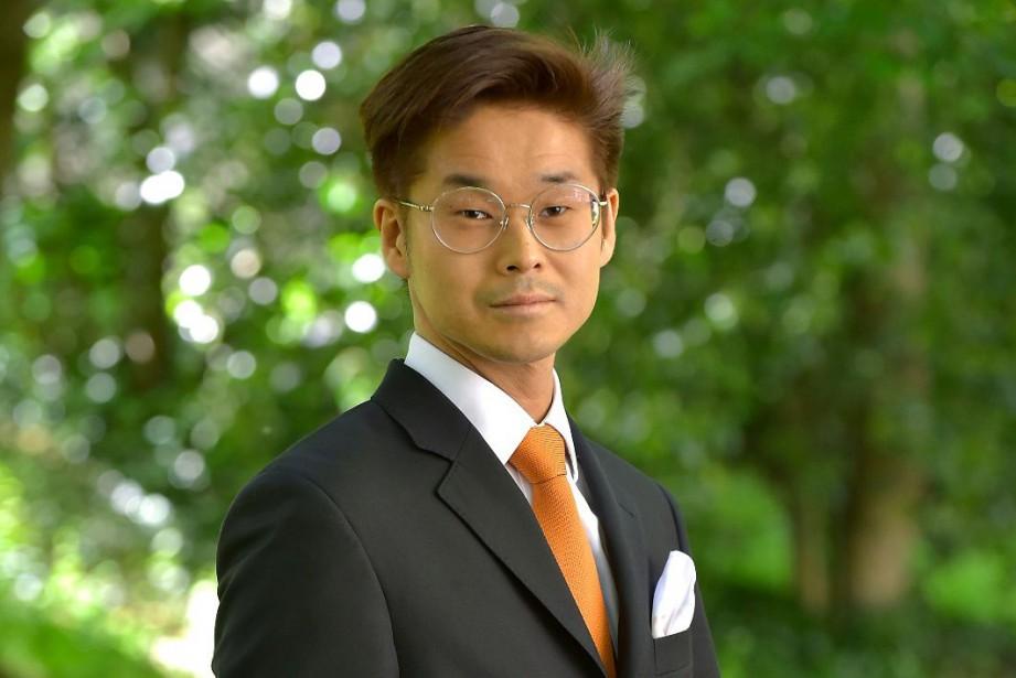 Joachim Son-Forget, député des Français de l'étranger et... (Photo wikimédia commons)