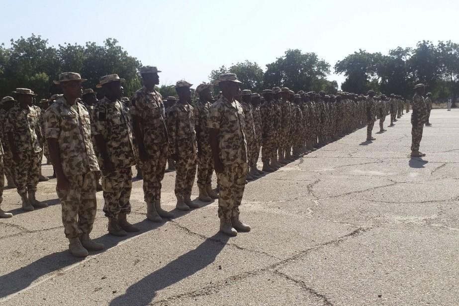 Le Niger a décidé de faire former sur... (Photo Jossy Ola, AP)