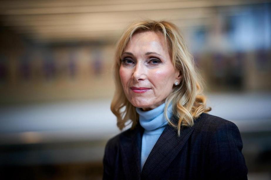 HeidiBerger,cinéaste et professeure de communications à l'Université Concordia.... (Photo AndréPichette, La Presse)