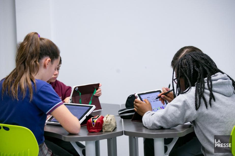 L'iPad a fait son entrée dans de nombreuses... (Photo David Boily, archives La Presse)