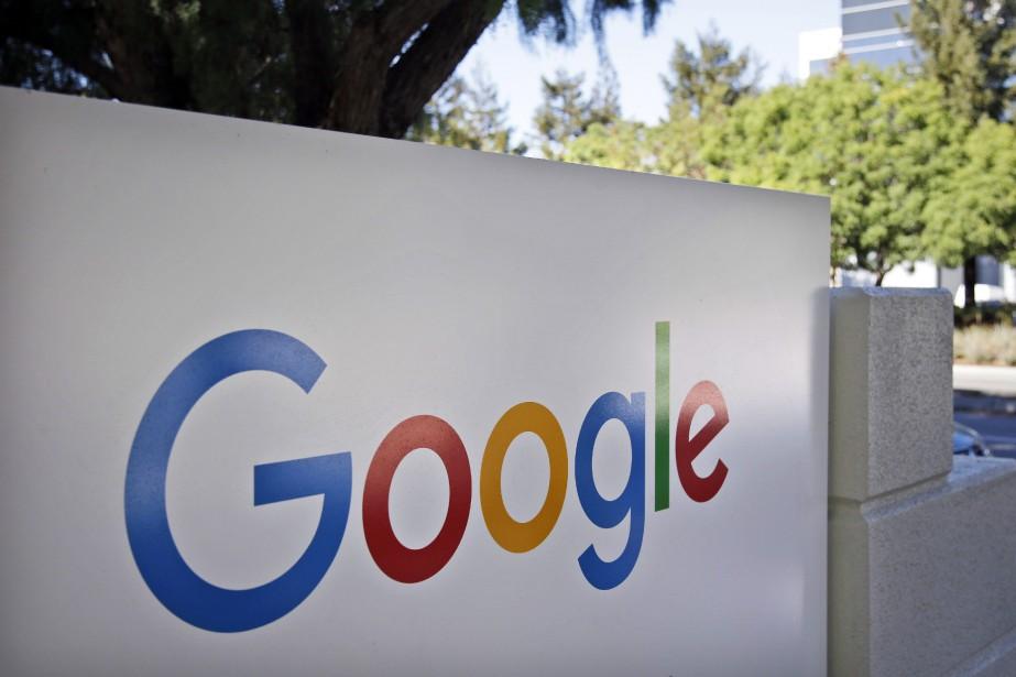 Selon Google, il n'y a aucune indication selon... (Photo Marcio Jose Sanchez, archives AP)