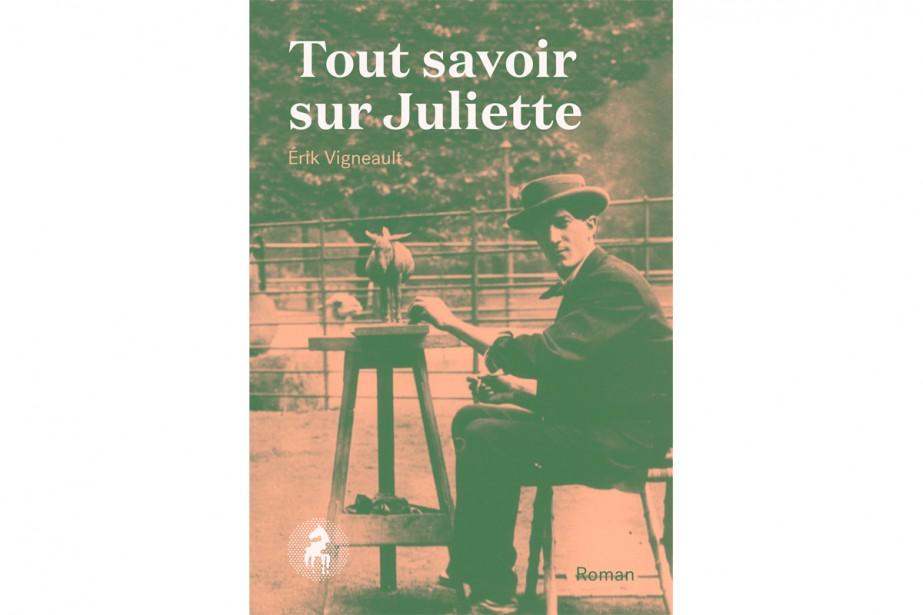 Tout savoir sur Juliette, d'Erik Vigneault... (Image fournie par Cheval d'août)