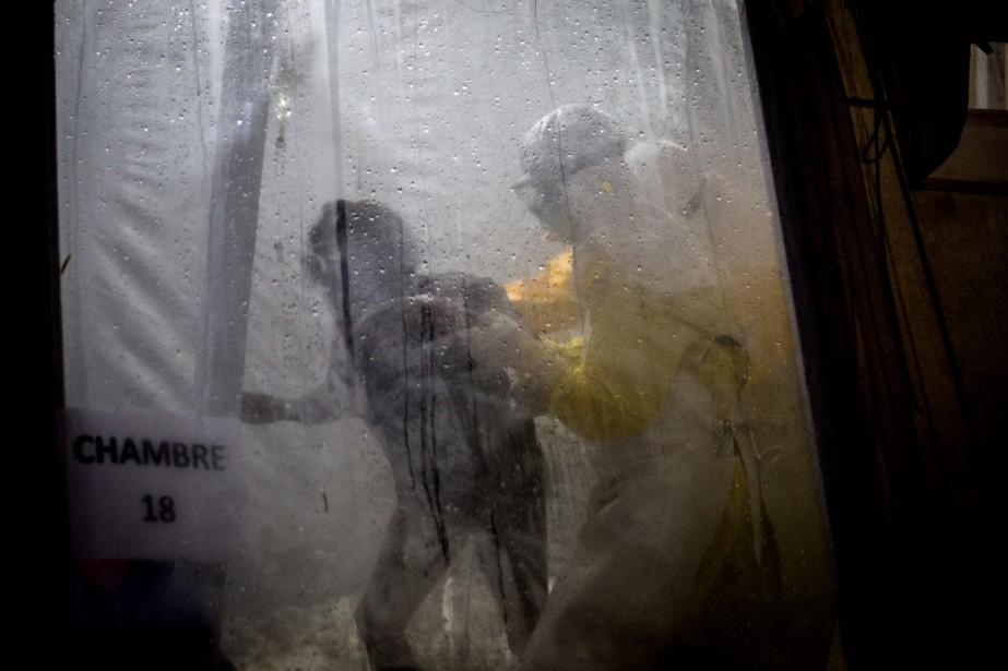 L'UNICEF et ses partenaires ont jusqu'à présent identifié... (Photo JOHN WESSELS, archives Agence France-Presse)