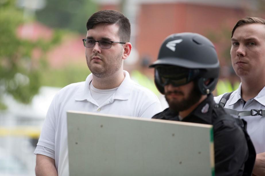 James Fields (à gauche), 21 ans, avait été... (Photo archives Reuters)