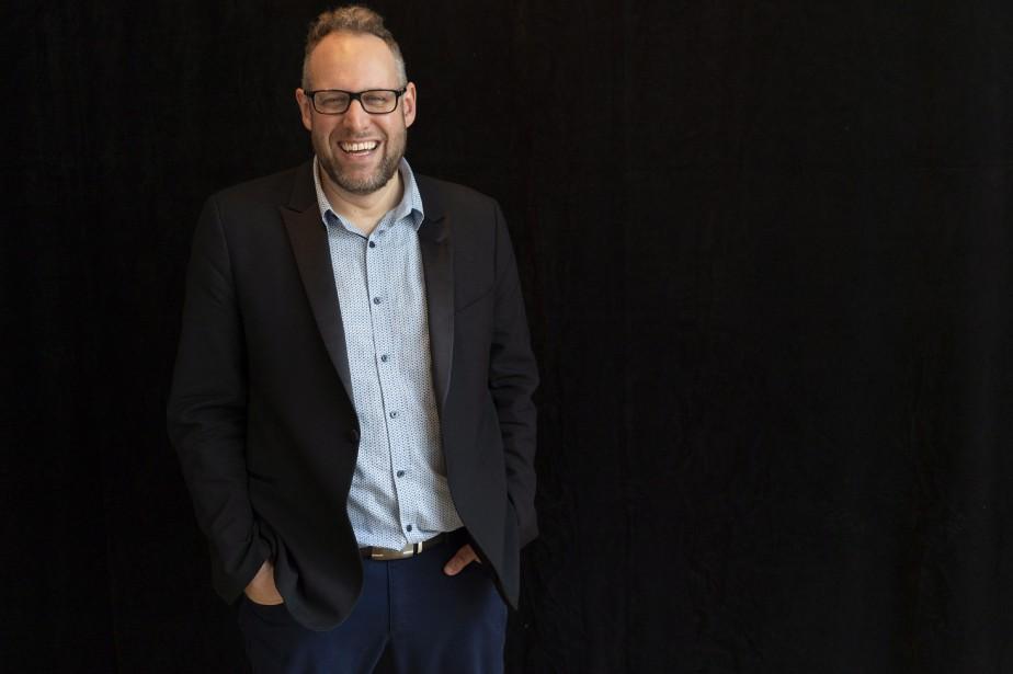 Patrick Rozon, vice-président aux contenus francophones du Groupe... (Photo Paul Chiasson, La Presse Canadienne)