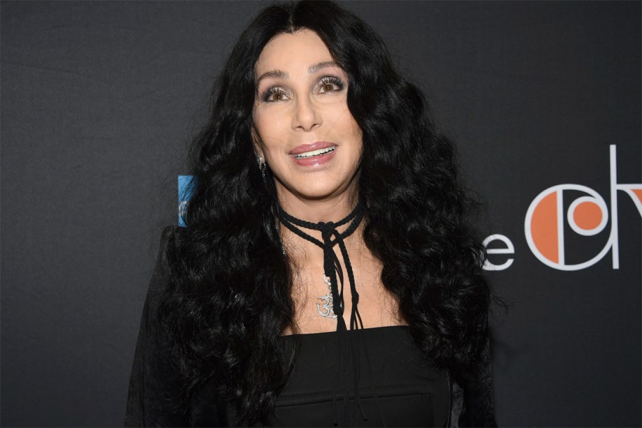 La chanteuse Cher... (Photo Evan Agostini, Archives Associated Press)