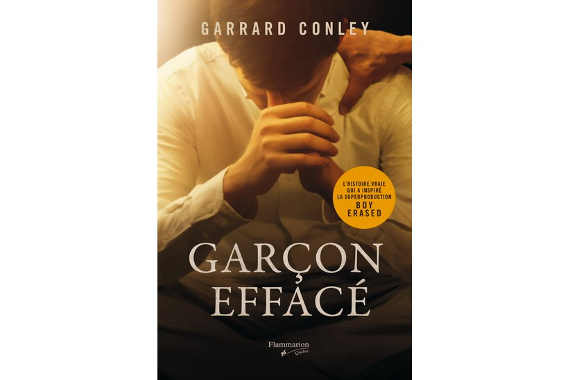 Garçon effacé... (Image fournie par Flammarion)