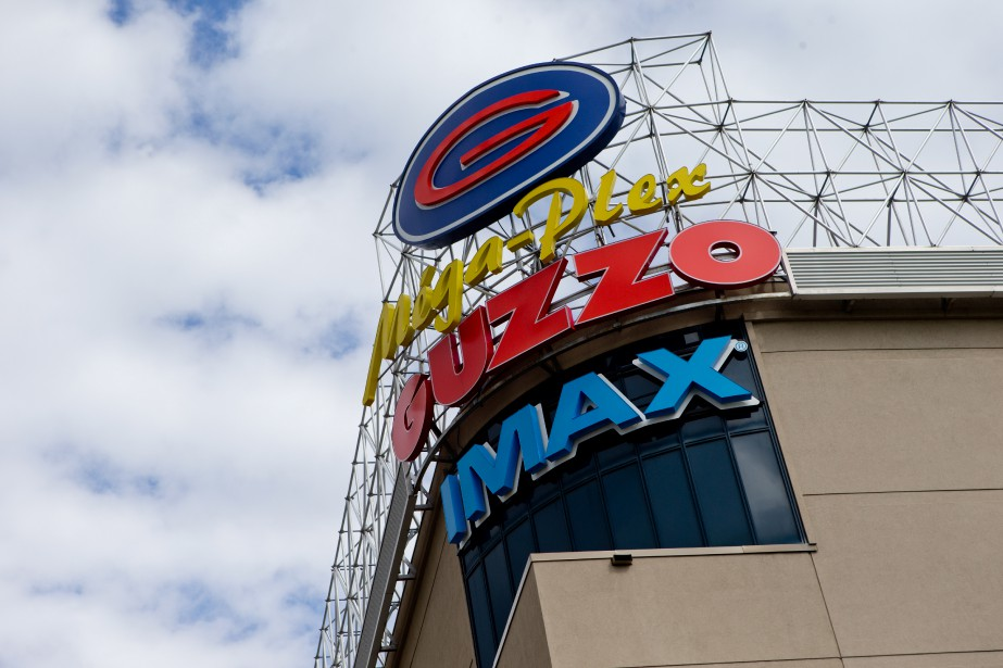 Cinémas Guzzo souhaite bâtir au minimum un nouveau... (Photo David Boily, La Presse)